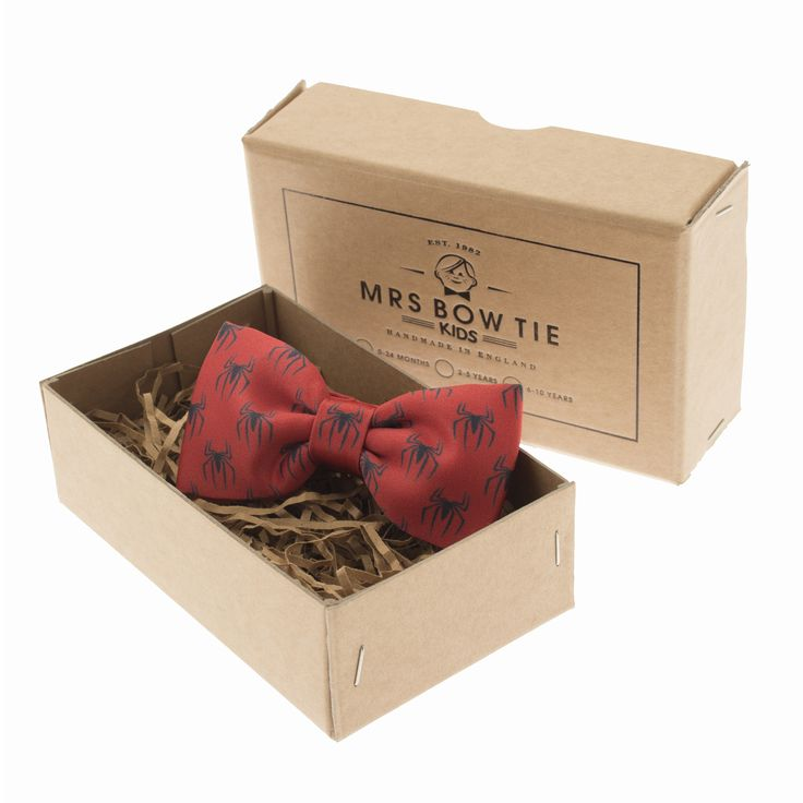 Spiderman Junior - Mrs Bow Tie
