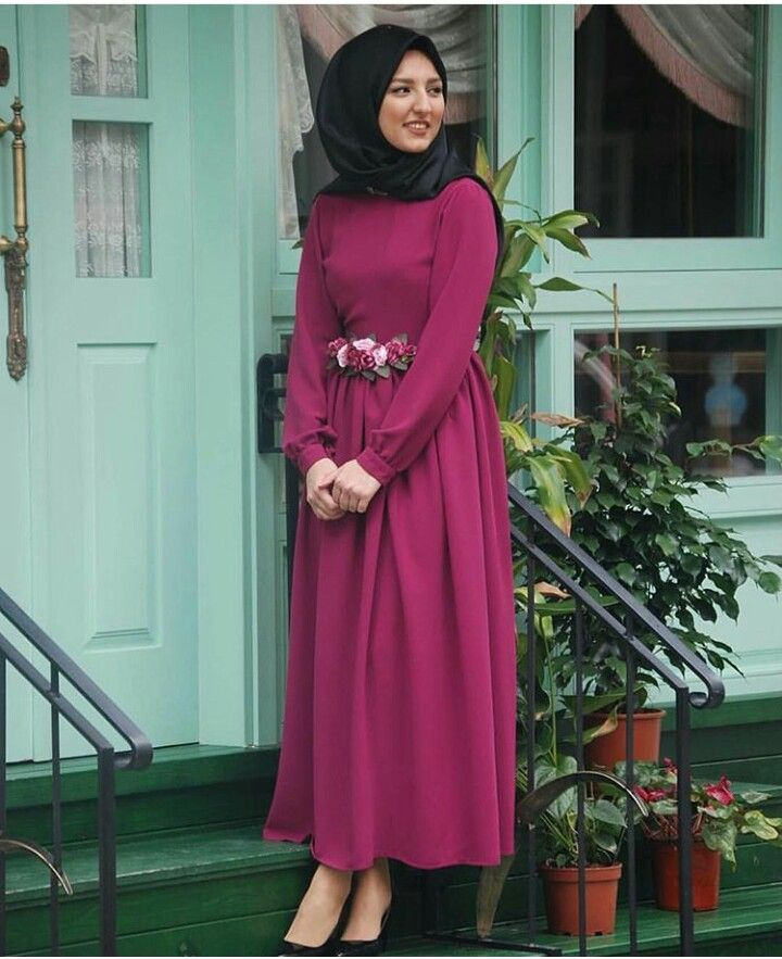 Hijab Fashion Dresses For Women And Girls   Hijab Style