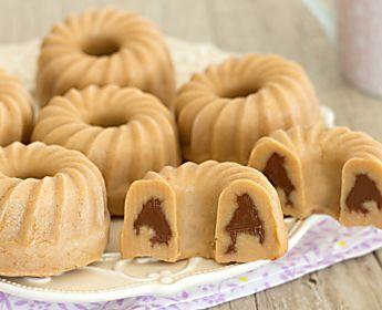 Ciambelline alla Nutella senza cottura e senza burro