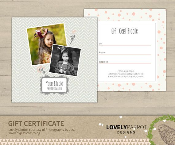 Best Print Design Images On   Gift Cards Certificate