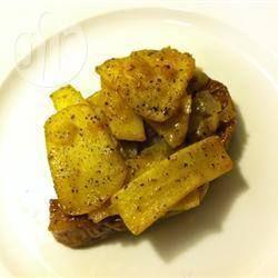 Spiced Apple Pork Chops @ allrecipes.com.au