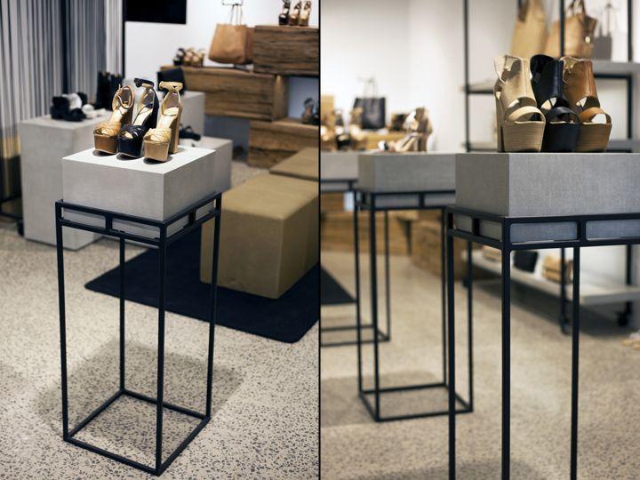 Tony Bianco store by Prospace Design Studios, Melbourne – Australia » Retail Design Blog