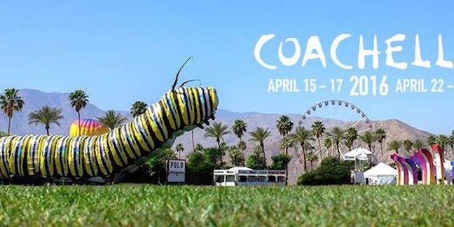 Coachella 2016 Schedule Announced