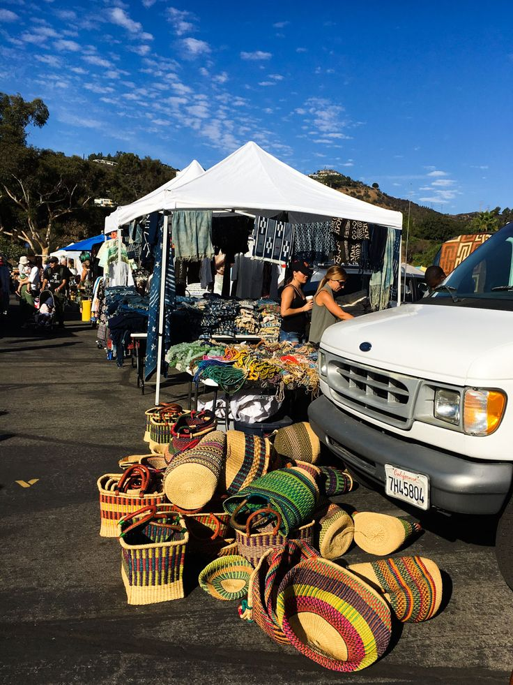 A guide to visit the Rose Bowl Flea Market