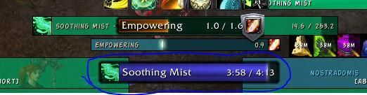 How do I remove this blue casting bar? #worldofwarcraft #blizzard #Hearthstone #wow #Warcraft #BlizzardCS #gaming