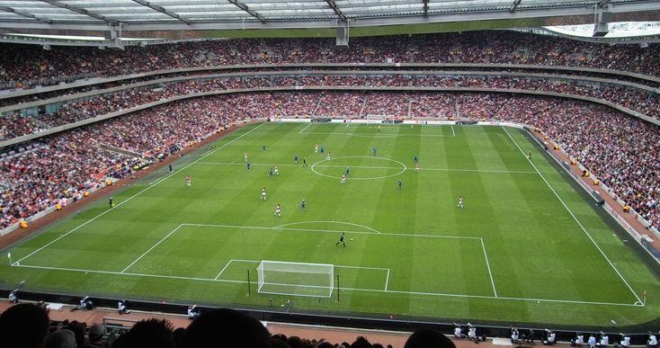 The Emirates Arsenal v. Chelsea...