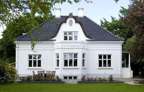 Restaurering af patricier villa