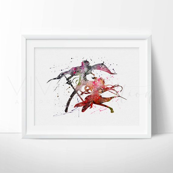 Asuna and Kirito Poster, Sword Art Online Watercolor Art Print, Anime Watercolor, Digital Watercolor Art, Childrens Room Wall Art, Minimalist Art, Home or Office Decor [No. 49]  • • • • • • • • • • • • • • • • • • • • • • • • • • • • • • • • • • • • • • • • • • • • D I S C O U N T S • ✖ Spend $40+, SAVE 10% • ENTER CODE: GET10 ✖ Spend $80+, SAVE 15% • ENTER CODE: GET15 ✖ Spend $120+, SAVE 25% • ENTER CODE: GET25 • • • • • • • • • • • • • • • • • • • • • • • • • • • • • • • • • • • • • • • •…