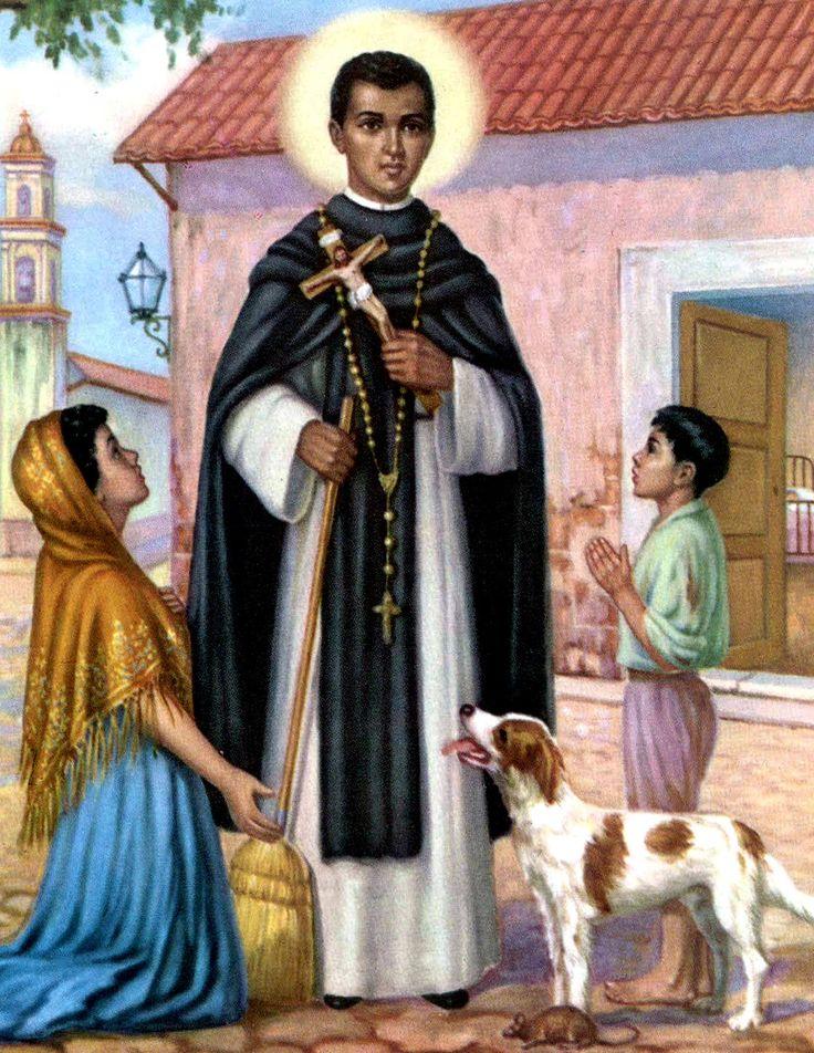 St. Martin de Porres (1569-1639)