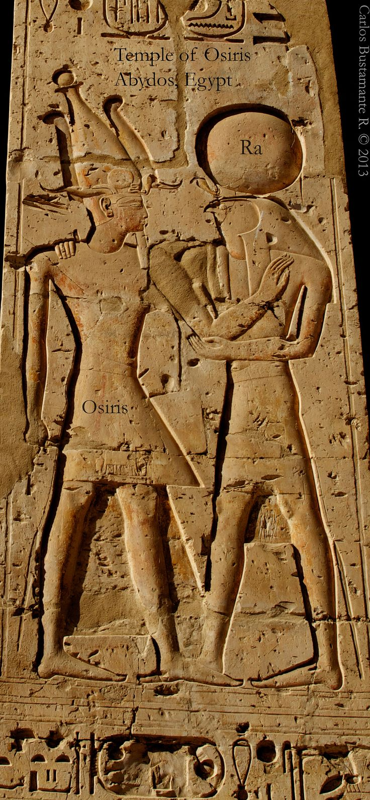 ra and osiris The tale of isis & osiris in the days before ra had left the land, before he had begun to grow old, his great wisdom told him that if the goddess nut bore children, one of them would end.