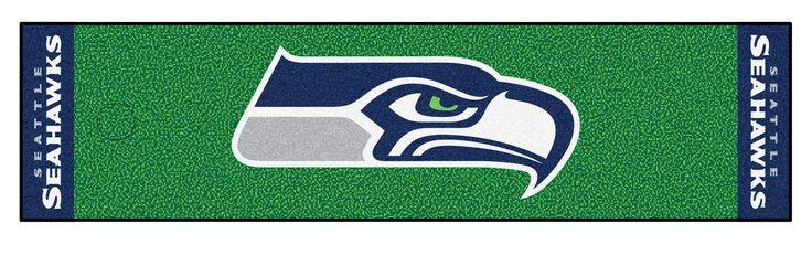NFL - Seattle Seahawks Putting Green Mat