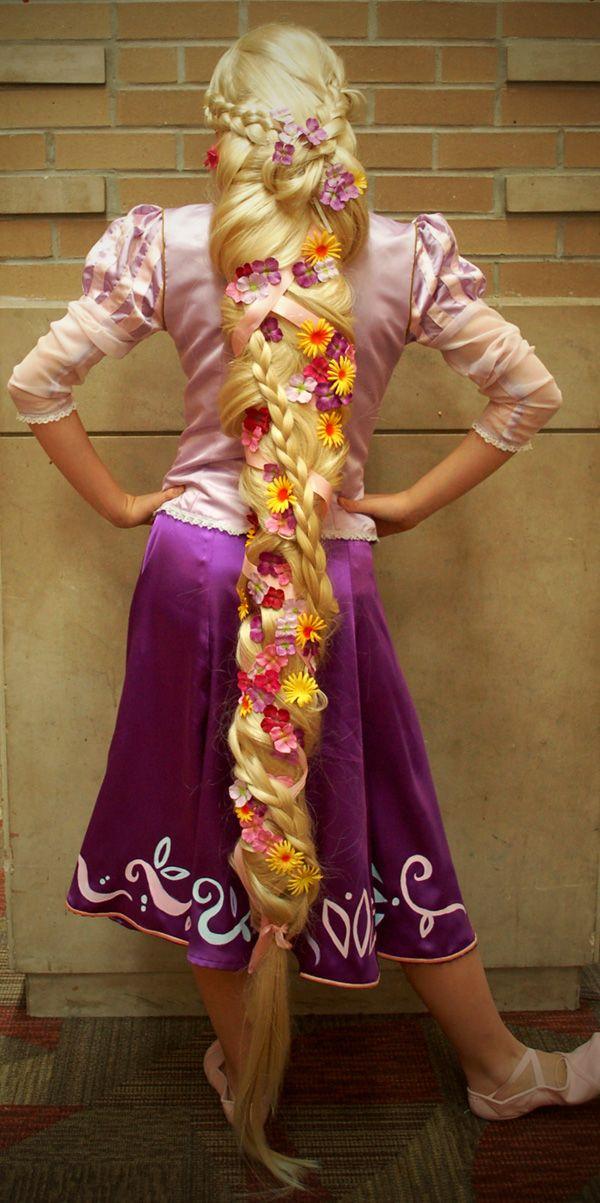 Rapunzel Tangled Hair Braided | www.pixshark.com - Images ...