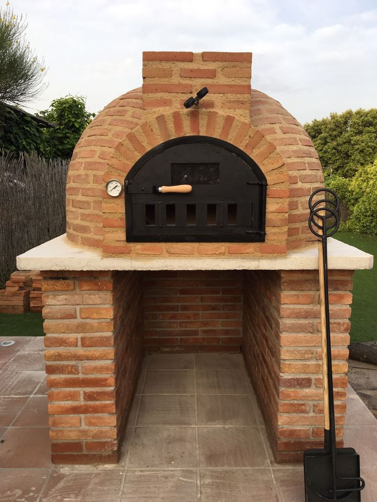 M s de 25 ideas incre bles sobre hornos de ladrillo en pinterest horno de ladrillo exterior - Disenos de hornos de lena ...