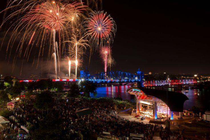 4th of july destinations in florida