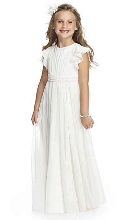 Baptism Dresses for LDS Girls