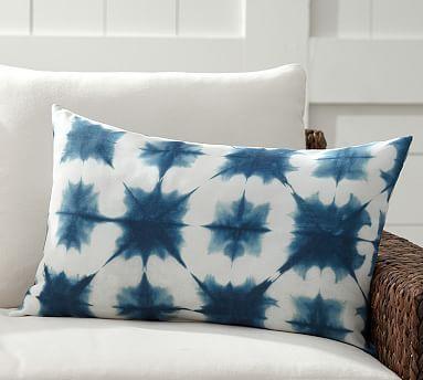 Zuma Starburst Indoor/Outdoor Lumbar Pillow