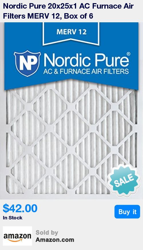 Actual Size of Filter: 19 1/2 x 24 1/2 x ¾ * Superior Air Filter for Residential or Commercial Property * Comparable to a MPR rating of 1500-1924 * Hypoallergenic and antimicrobial pleated electrostatic filter material * Ships in Certified Frustration-Free Packaging * Made in the USA