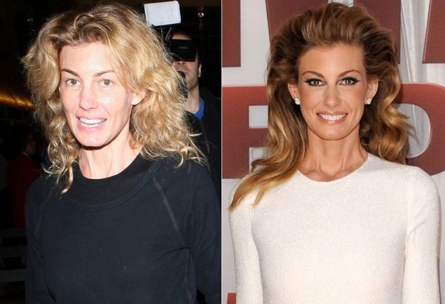 Stars without makeup: The real face of fame - NY Daily News
