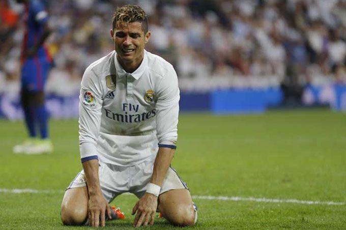 Este fue el berrinche de Cristiano Ronaldo por el gol de Messi (+video) #Deportes #Fútbol