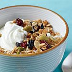 Toasted Barley and Berry Granola Recipe | MyRecipes.com