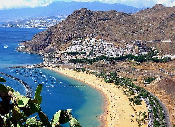 Tenerife a Top Holiday Destination.
