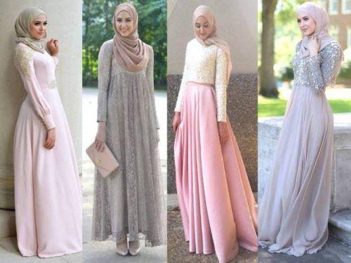 leena asaad hijab soiree- Muslim women hijab trends http://www.justtrendygirls.com/muslim-women-hijab-trends/