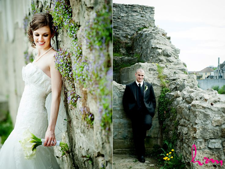HRM Photography | Blog | Alisha & Will {Cambridge Old Mill Wedding}