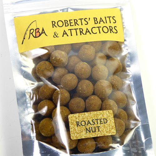 100g Roasted Nut Cream Shelf Life 14mm Boilies RBA Fishing Bait #RBA #carp #fishing #bait #rbafishingbait #hookbaits