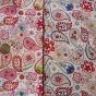 Tissu 100% coton esprit Liberty, 50cm 6€90