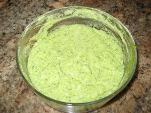 Pesto Mayo Recipe