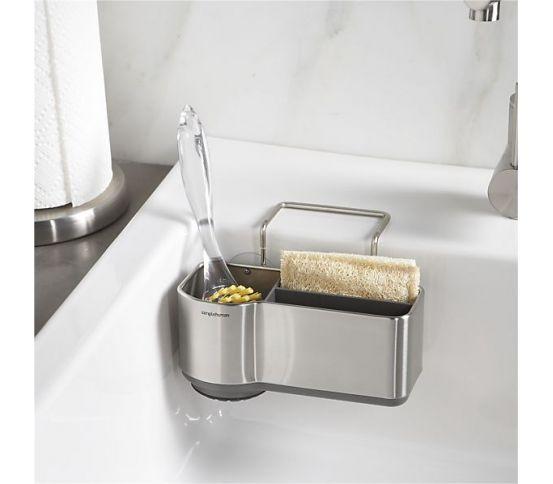 Simplehuman -Pojemnik do zlewu kuchnia łazienka