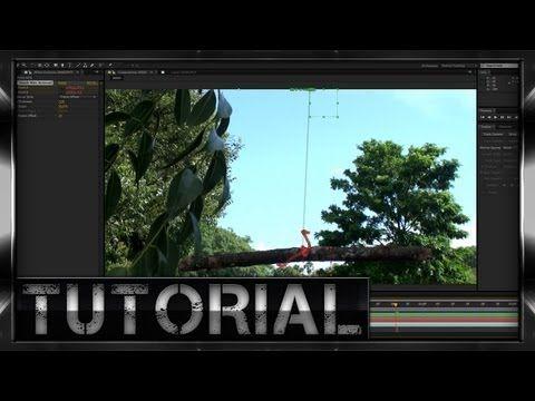 Tutorial - After Effecs - Remoção de fios e cabos com Wire Removal - YouTube