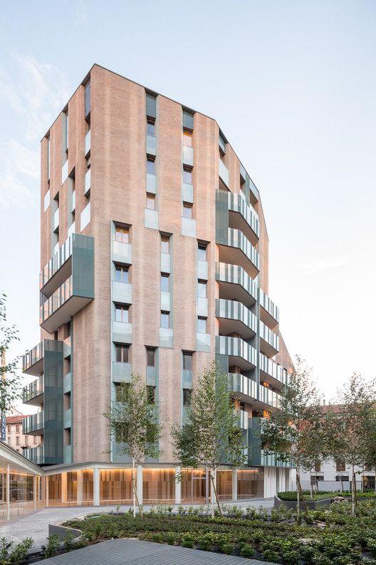 Novetredici Residential Complex,© Filippo Poli