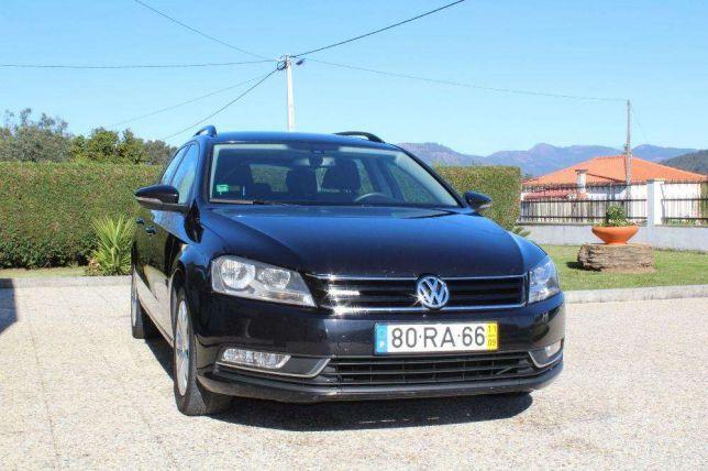 VW Passat Variant 1.6 TDI preços usados