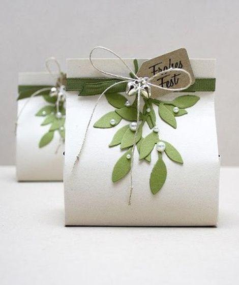 Elegante cesta de regalo