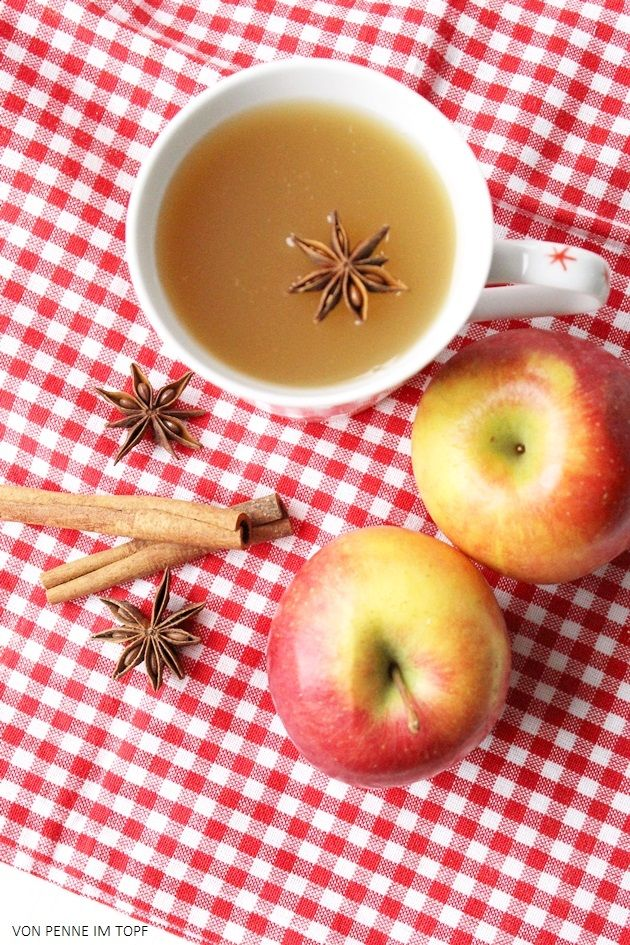 Apfel - Punsch