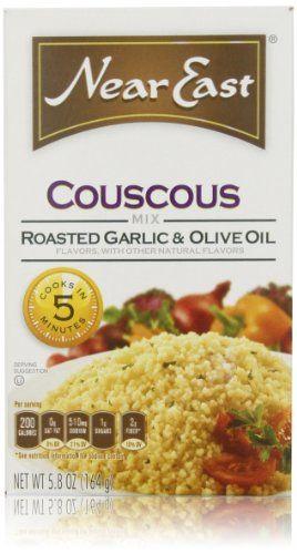 TOPSELLER! Near East Couscous, Roasted Garlic ... $1.79
