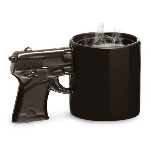 Silah Kupa - Gun Mug