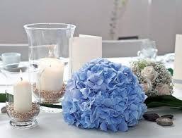 hochzeitsdeko blaue hortensien - Google-Suche