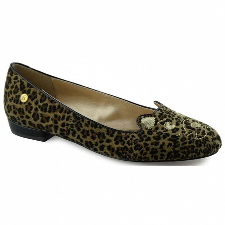 Dámské sultánky s leopardím vzorem a obličekem populární kočičky!