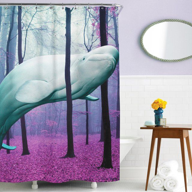 Funny Shower Curtains - 15 Beautiful Designs
