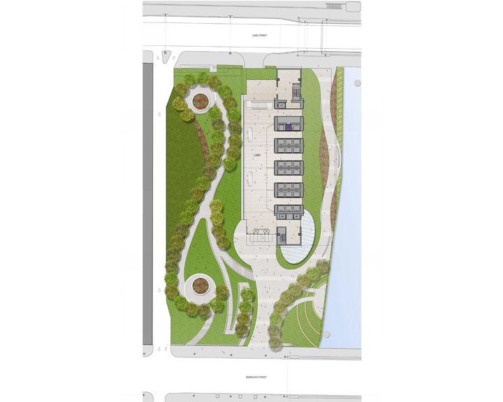 150 North Riverside Plaza U2013 Wolff Landscape Architecture