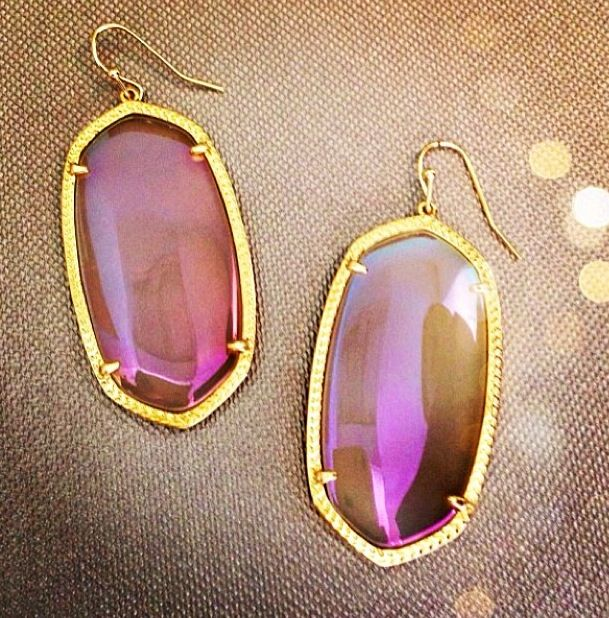 Kendra Scott gorgeous! Love the cabochon! These are great priced and look fabulous on. With gold prices so high these days, this is a $ worthy way to glam it up! Plus most are real stones :) Plus plus