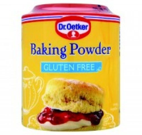 1 1/2 tsp Baking Powder
