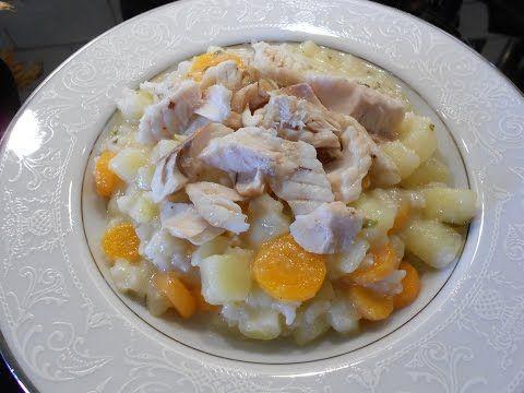 KaterinalitleKitchen - YouTube   Fish soup : http://youtu.be/FaIQN-CD2IQ