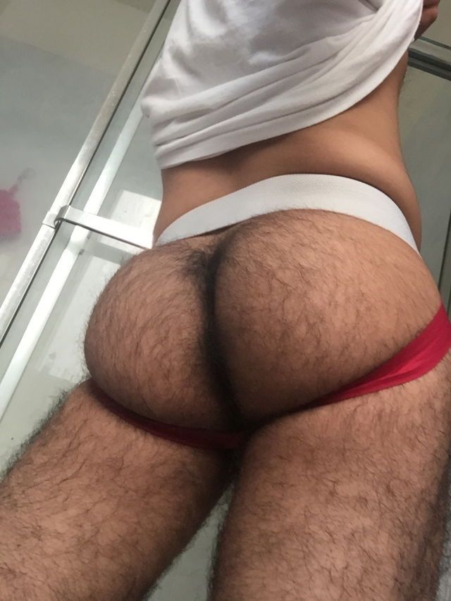 This take hairy jock butt blog