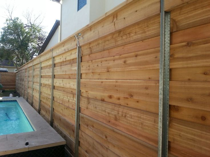 17 Best Images About Privacy Fences On Pinterest Fence