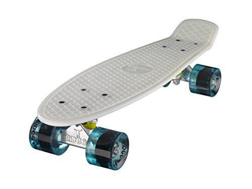 Sale Preis: Ridge Skateboard Serie Mini Cruiser Board Komplett Fertig Montiert, Glow in the Dark. Gutscheine & Coole Geschenke für Frauen, Männer & Freunde. Kaufen auf http://coolegeschenkideen.de/ridge-skateboard-serie-mini-cruiser-board-komplett-fertig-montiert-glow-in-the-dark  #Geschenke #Weihnachtsgeschenke #Geschenkideen #Geburtstagsgeschenk #Amazon