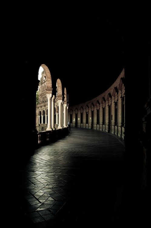Heart of darkness the contrast between light