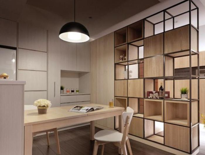 16 best s parateur de pi ces images on pinterest room dividers furniture and apartment office - Separateur de piece ...